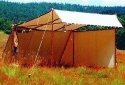 Western tents