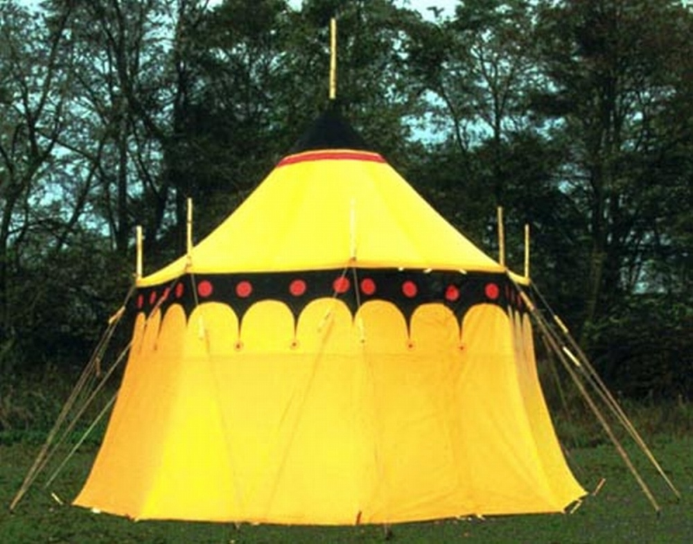 Period Tents and Medieval Pavilions.   & Period Tents and Medieval Pavilions | FamWest natural tents