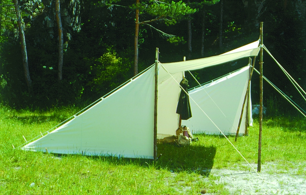 Shelter Leanto Famwest Natural Tents