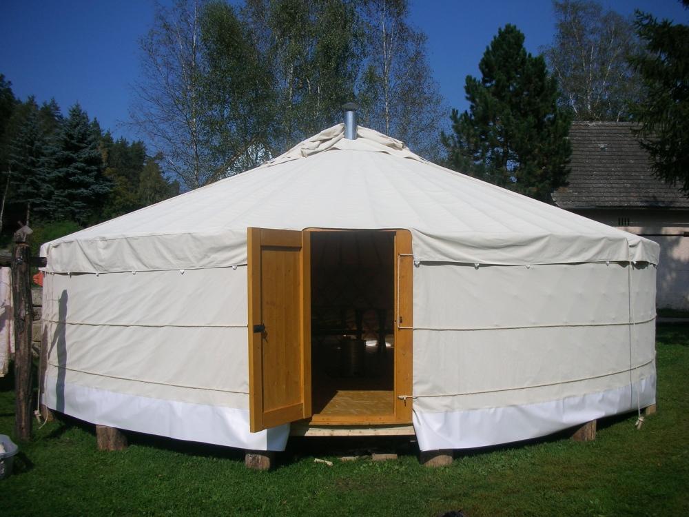 Mongolian Yurts Famwest Natural Tents